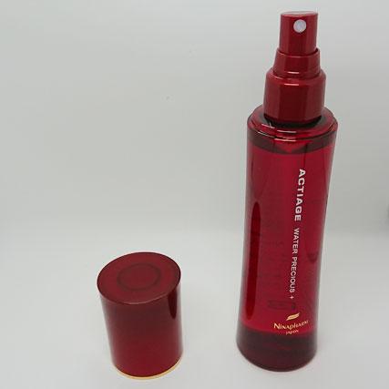 化粧水の最初の状態